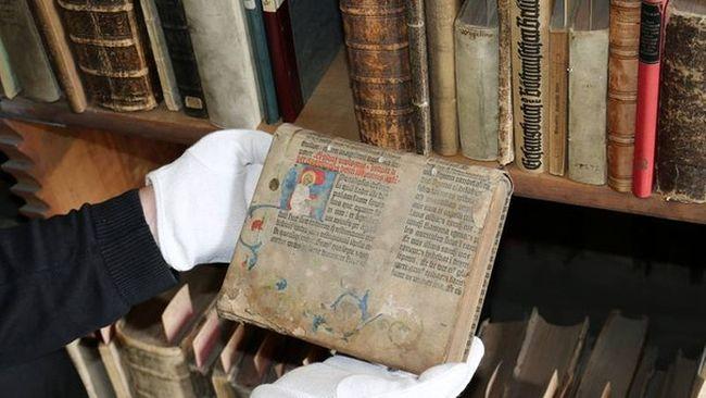 Neznana Gutenbergova Biblija