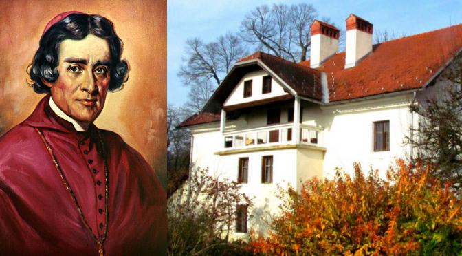 150-letnica smrti misijonarja Friderika Barage