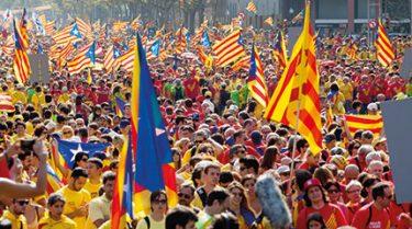 O katalonskem (ne)osamosvajanju