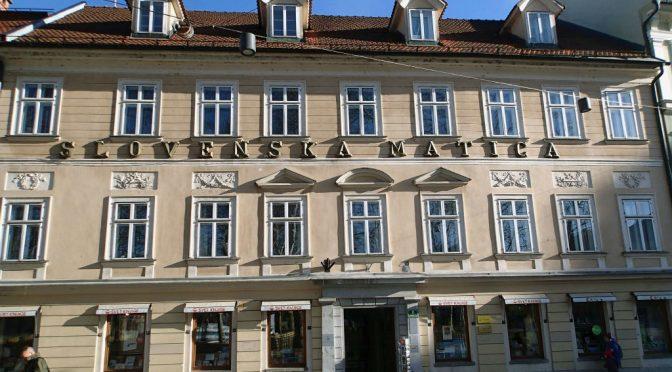 SLOVENSKA MATICA  na 35. SLOVENSKEM KNJIŽNEM SEJMU