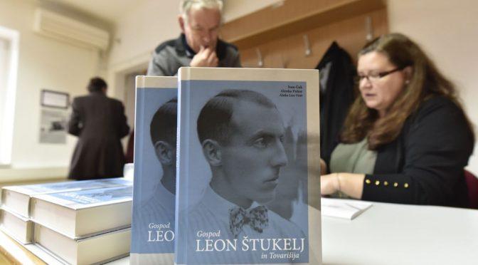 KNJIGA O ZAMOLČANEM ŽIVLJENJU NOVOMEŠKEGA OLIMPIONIKA LEONA ŠTUKLJA (1898–1999)