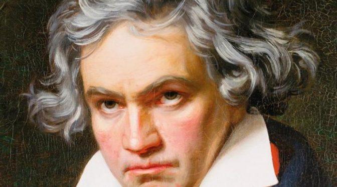 BEETHOVEN (1770–1827) NAVDIHUJE UMETNIKE ZA ZAŠČITO OKOLJA