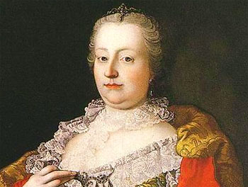 MINILO JE 240 LET OD SMRTI MARIJE TEREZIJE (1717–1780) IZ RODBINE HABSBURŽANOV