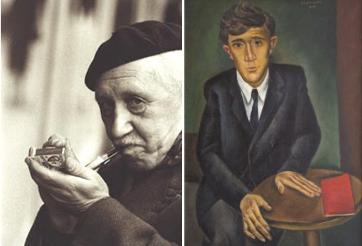 PRED 50 LETI JE UMRL VENO PILON (1896–1970), SLOVENSKI SLIKAR, GRAFIK IN FOTOGRAF