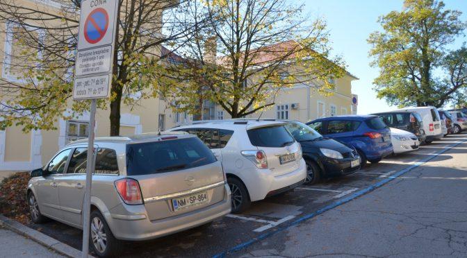 Parkiranje po novomeško