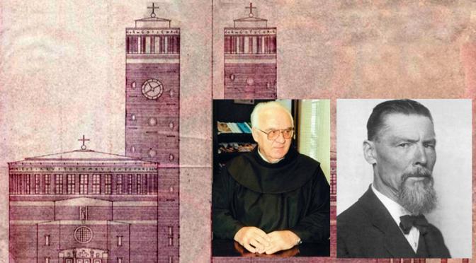 Arhitekt Plečnik in pater Markušić – vernika in velika prijatelja
