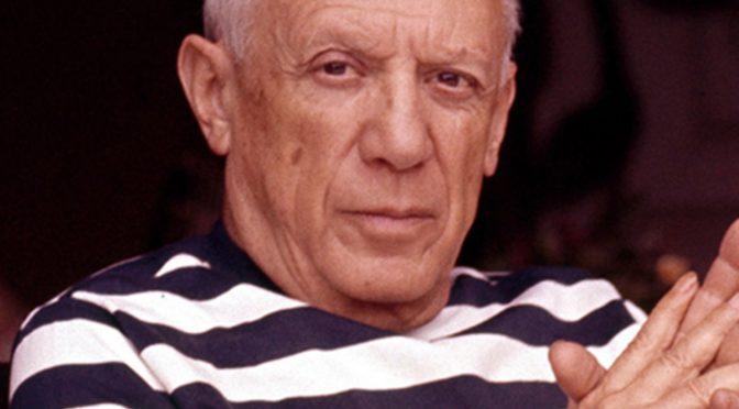 PABLO PICASSO (1881–1973) JE BIL KOMUNISTIČNI SLIKAR!